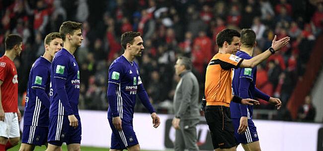 Foto: 'Aanvaller keert terug naar Anderlecht'