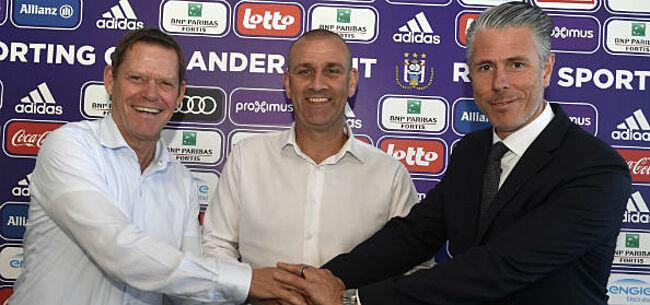 Foto: Anderlecht stelt maandag nieuwe pion voor
