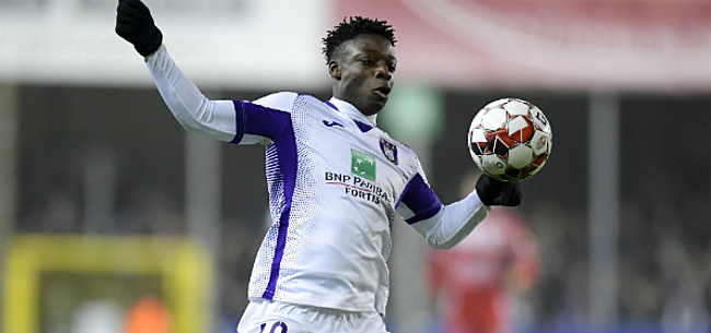 Foto: De 11 namen: Jonkies Anderlecht zonder Chadli tegen Standard