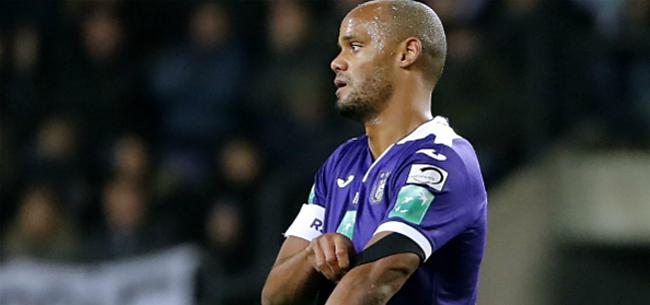 Foto: Anderlecht maakt selectie bekend: Kompany terug, twijfelgeval er toch bij