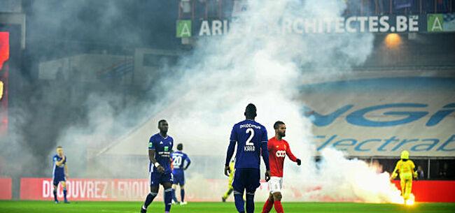Foto: Anderlecht moet wellicht niet vrezen voor zwaarste straf