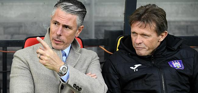 Foto: Goudhaantje voor Anderlecht: