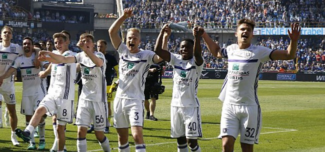 Foto: 'Ex-speler kan Anderlecht absolute droomtransfer bezorgen'