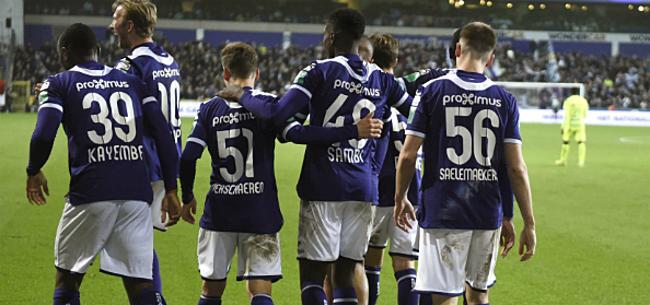 Foto: Overbodige aanvaller Anderlecht ontploft volledig bij nieuwe club