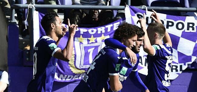 Foto: 'Anderlecht vreest vertrek: