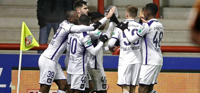 Foto: 'RB Leipzig en AC Milan lonken naar smaakmaker van Anderlecht'