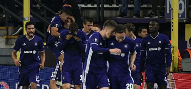 Foto: 'Lechia Gdansk wil na Saief nog een speler wegplukken bij Anderlecht'