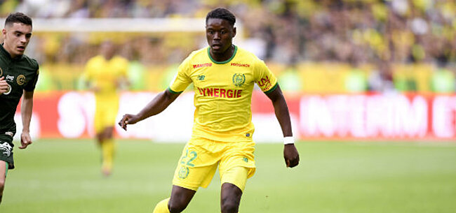 Foto: Voorzitter Nantes 'not amused' over duurste transfer ooit Limbombe