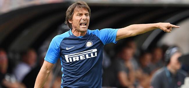 Foto: Duwt Conte nog een bekende naam naar de uitgang bij Inter?