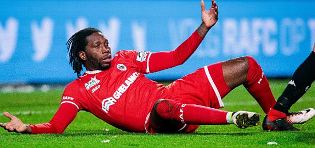 Foto: 'Mbokani helemaal van slag na verlies Gouden Schoen'
