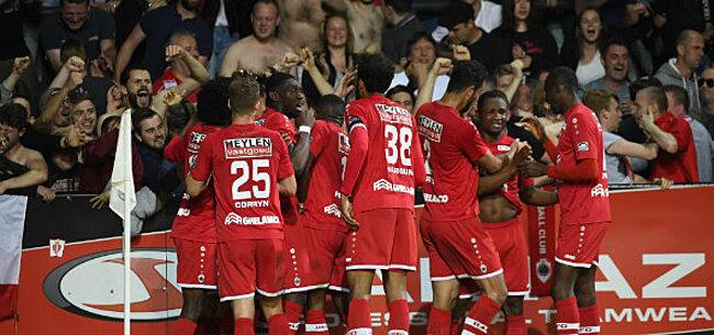 Foto: 'Antwerp en KV Mechelen verliezen het pleit van Lokeren'