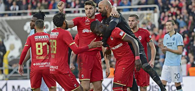 Foto: 'Antwerp wint transferstrijd van Werder en Rangers'