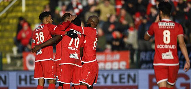 Foto: Antwerp bibbert maar wint, Kortrijk zorgt voor sensationele ommekeer