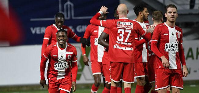 Foto: Antwerp wint bij STVV en sluit 2017 knap af als vierde