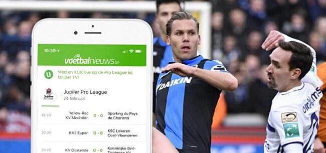 Foto: Download de app van VoetbalNieuws en volg alle tussenstanden LIVE!