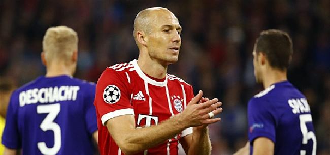 Foto: Robben: