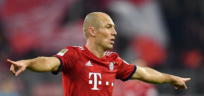 Foto: 'Arjen Robben heeft duidelijke voorkeur voor nieuwe bestemming'
