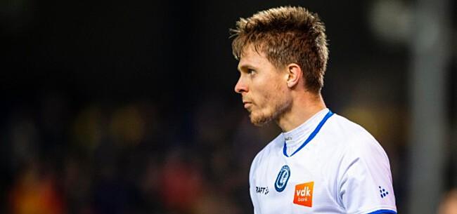 Foto: 'Straatsburg wil overbodige speler weghalen bij AA Gent'