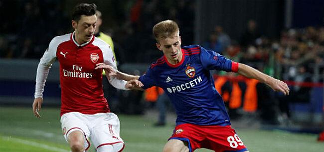 Foto: EL: Arsenal en Atletico bibberen en beven, spektakel in Marseille en Salzburg