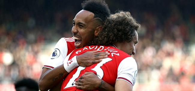 Foto: 'Arsenal duidt bekende naam aan als opvolger voor Aubameyang'