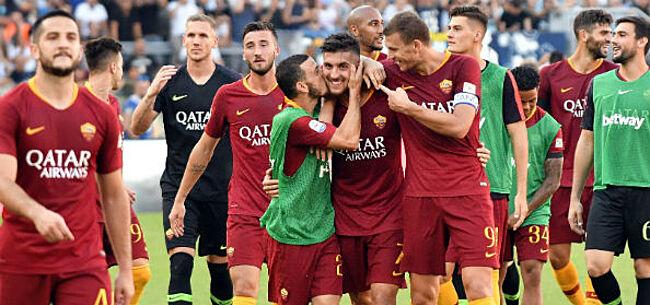 Foto: AS Roma realiseert gevoelige transfer bij Juventus