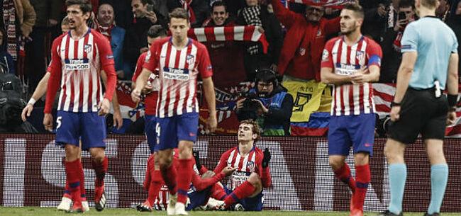 Foto: Atlético Madrid komt met officieel statement na transfergeruchten
