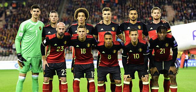 Foto: Thorgan Hazard wil naar het WK: