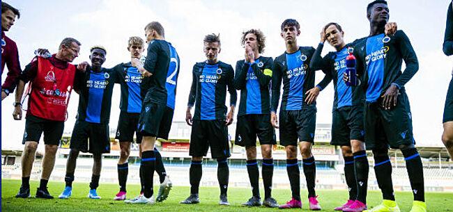 Foto: Club Brugge maakt profcontract 'nieuwe Vormer' officieel bekend