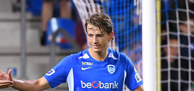 Foto: Berge blijft meest waardevolle speler, Gent heeft eindelijk man van 20 miljoen