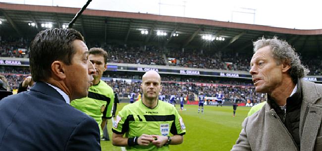 Foto: 'Anderlecht en Club Brugge scouten weinig indrukwekkende middenvelder