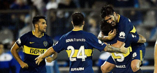 Foto: 'Superclasico' vormt spectaculaire ontknoping van Copa Libertadores