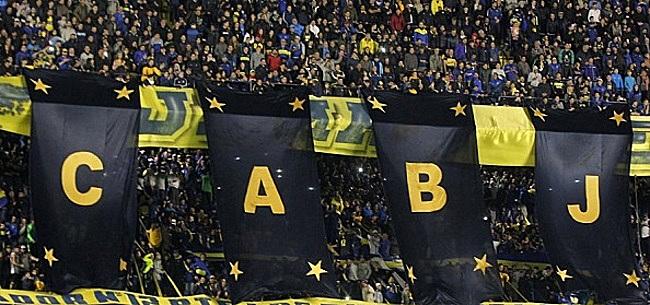 Foto: VIDEO: Boca-fans zwaaien selectie op straffe wijze uit voor reis naar Madrid
