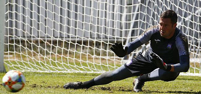 Foto: Boeckx hint tipje van de sluier over zijn toekomst bij Anderlecht