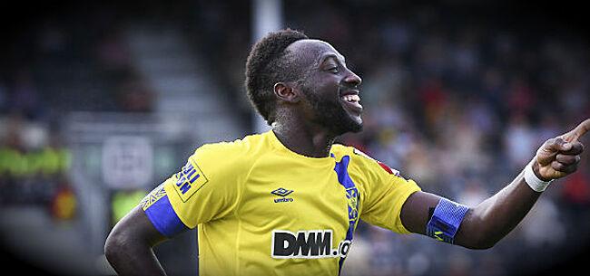 Foto: Boli cruciaal bij Anderlecht: 'Meer voordelen dan Roofe'