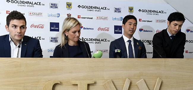 Foto: Japanners bij STVV spreken eindelijk: