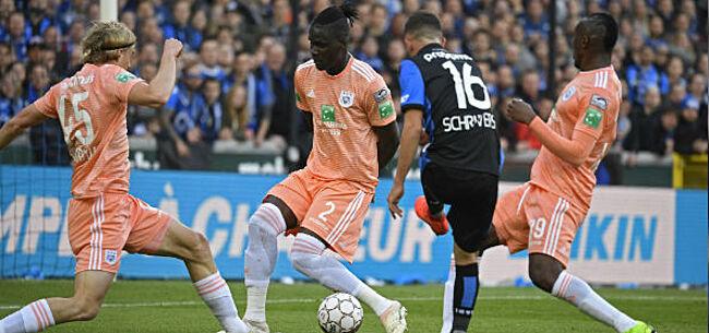 Foto: 'Contractverlenging en uitgaande transfer bij Anderlecht'