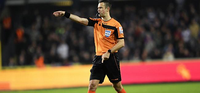 Foto: Anderlecht voelt zich bestolen door de VAR: