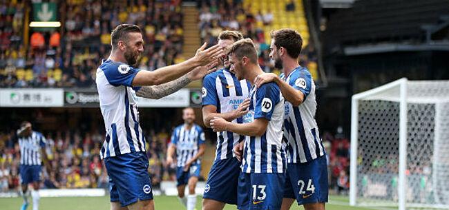 Foto: Bankzitter Trossard ziet Brighton winnen, Benteke pakt punt met Crystal Palace