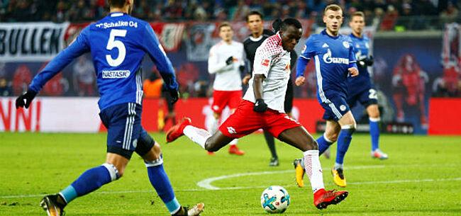 Foto: Invaller Werner loodst RB Leipzig in topper naar winst