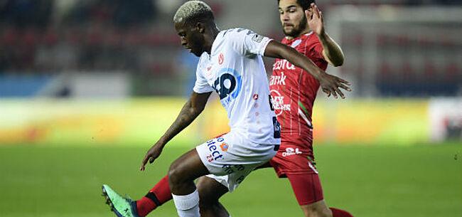 Foto: Verboom kan Zulte Waregem voor andere Belgische club verlaten