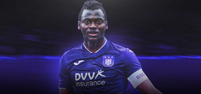 Foto: Garantie op doelpunten: Anderlecht hoopt op 'scorende Doku'