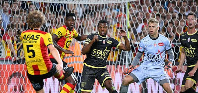 Foto: Standard en Antwerp hapten niet toe: