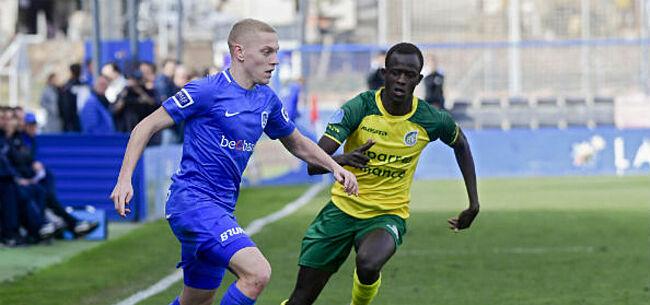 Foto: KRC Genk wint van Nederlandse eersteklasser Fortuna Sittard
