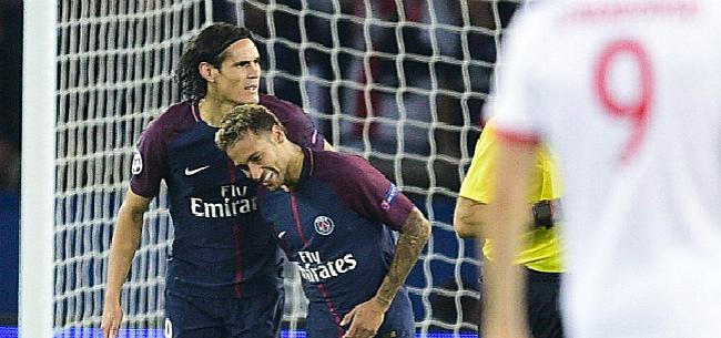 Foto: 'Neymar tegen PSG: hij moet Cavani vervangen'