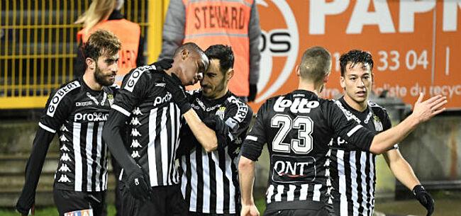 Foto: 'Charleroi ziet spelers mogelijk naar Frankrijk en Engeland verkassen'