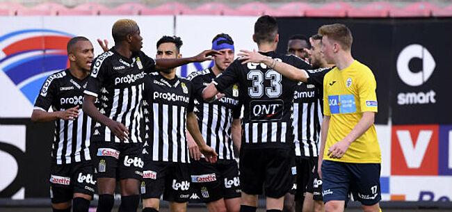 Foto: 'Charleroi laat verdediger na amper één match vertrekken'