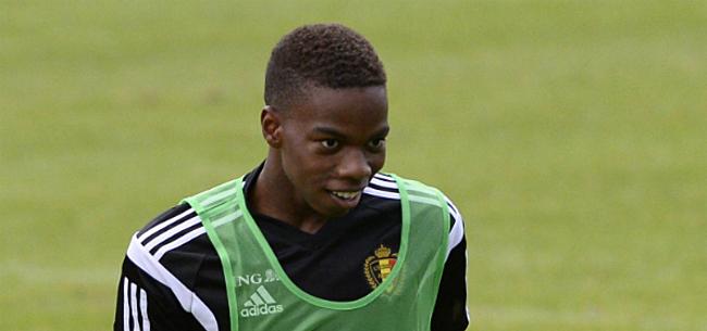 Foto: Real Betis geeft meer uitleg over de toekomst van Musonda Junior