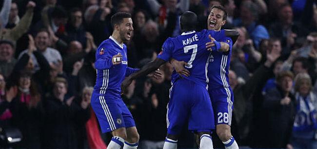 Foto: 'Na Real meldt ook PSG zich bij Chelsea voor knaltransfer'