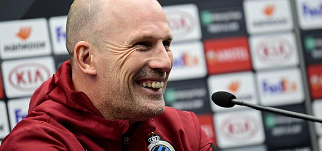 Foto: 'Vormer toch fit, énorme verrassing in basiself Club Brugge?'