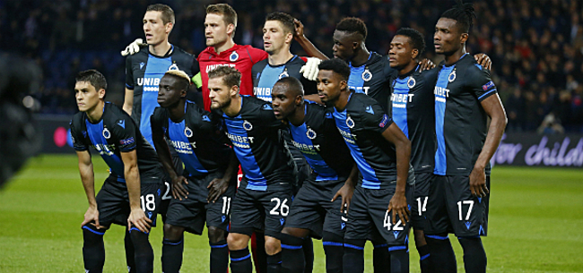 Foto: Club-duo speelt zich in de kijker in Europa: Blauw-Zwart ruikt nieuwe jackpot